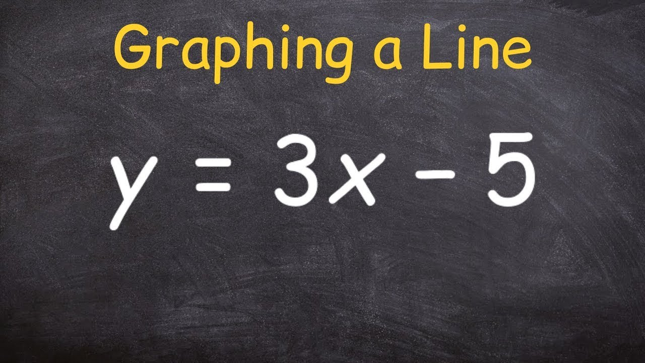 Learn to graph a line in slope intercept form youtube learn to graph a line in slope intercept form falaconquin