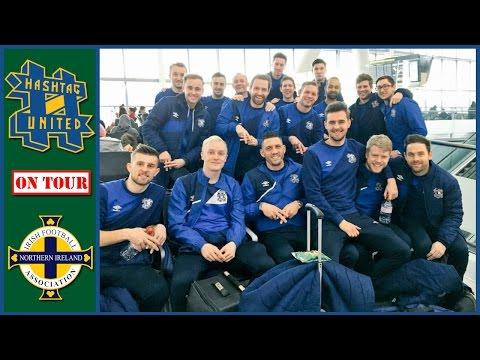 WE GO TO NORTHERN IRELAND! HASHTAG UNITED ON TOUR!