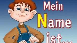 Немецкий алфавит (13 - 18 серия)