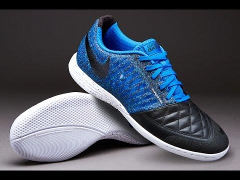 Nike Lunargato 2 Unboxing (Black/cobalt/white)