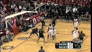 Jason Williams Slams at NCSU