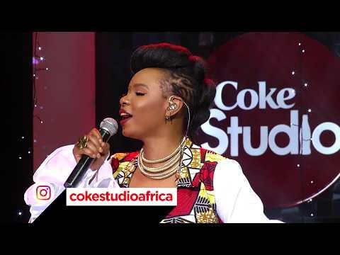 """Yemi Alade: """"OCome All Ye Faithful""""- Coke Studio Africa"""