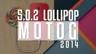 Como Instalar o Android 5.0.2 No Moto G2 2014 XT1069