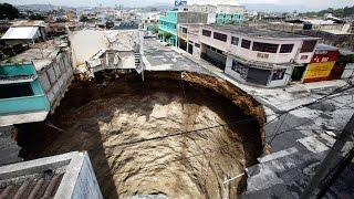 10 STRANGEST HOLES On Earth - They Actually Exist!