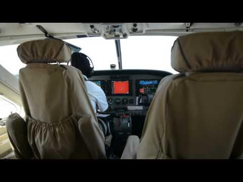 Regional Air Tanzania взлет