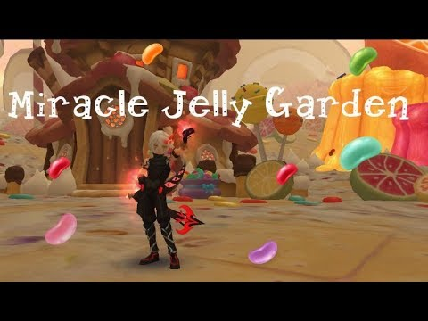 Dragon Nest Korea - Miracle Jelly Garden !!