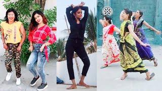 Tik Tok Girls Kuthu Dance Tamil Dubsmash Collection 2019 | Part 2