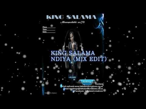 KING SALAMA   NDIYA MIX EDT