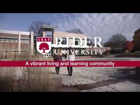 Explore Rider University
