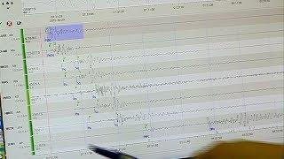 в Новосибирской области  произошло землетрясение магнитудой 4,5 балла СТС-МИР.