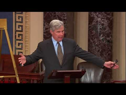 Whitehouse Floor Speech on the Nomination of William Wehrum to the EPA