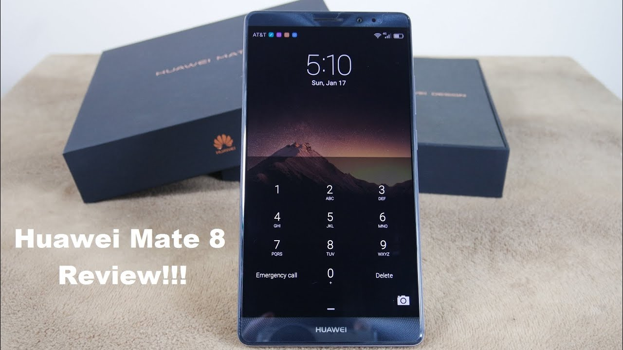 Huawei Mate 8 Review: I Love It