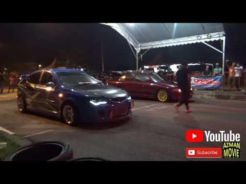 PART2/2 DRAG Cars turbo open cc Drag Racing Kubang Menerong April 2018