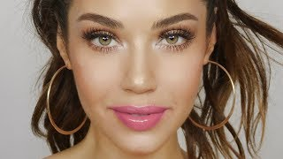 Pretty & Sexy Valentine's Day Makeup | Love Yourself This VDAY! | Eman