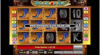 Book Of Ra €2.00 Bet | Online Casino