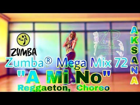 ZUMBA Mega Mix 72