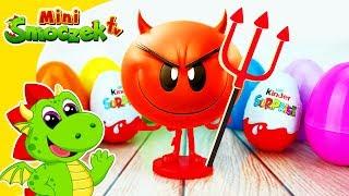 Diabeł Emoji z