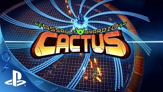 Assault Android Cactus Trailer | PS4