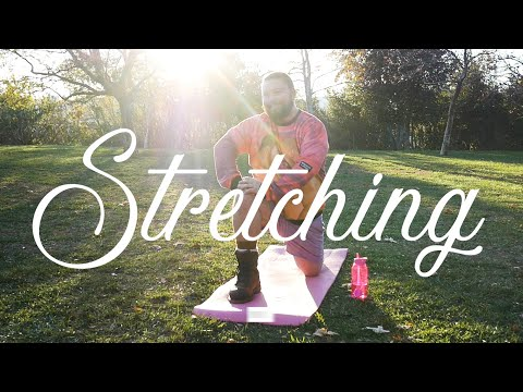 Stretching With Graham Kolbeins: Tech Addiction