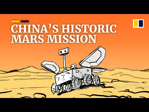 China joins elite club of countries that have reached Mars