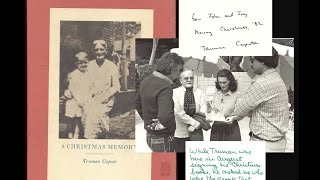 A christmas memory by truman capote ...
