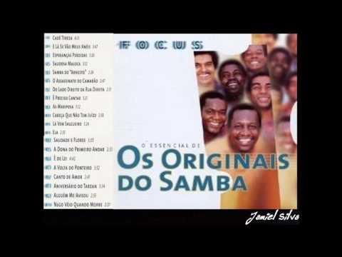 Os Originais do Samba completo- o essencial- JS