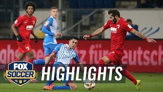 Video Gol Pertandingan TSG 1899 Hoffenheim vs FC Augsburg