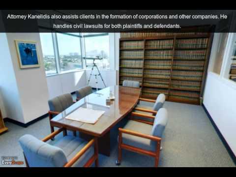 Kanelidis, Nick B   Fort Lauderdale, FL   Probate Law Attorneys