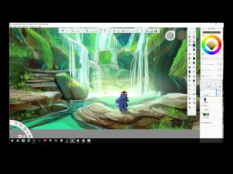 Autodesk Sketchbook Pro Demo with Jason Scheier