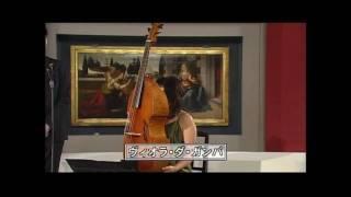アントネッロ2007年3月TV出演時の映像です。テーマは「レオナルド・ダ・...