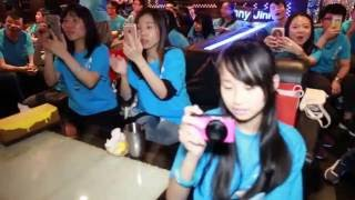 JNOFC X Jinny Ng Birthday Party 2016 Highlight