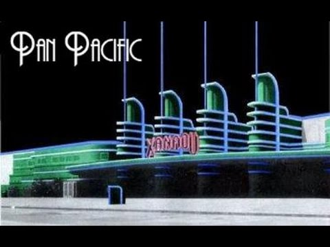 The Pan-Pacific Auditorium was here