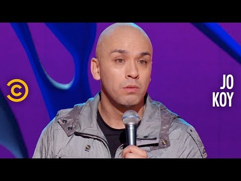 Losing to Your Mom at Wii Sports - Jo Koy
