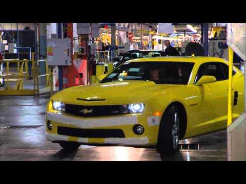 RMR: Rick at the GM Plant