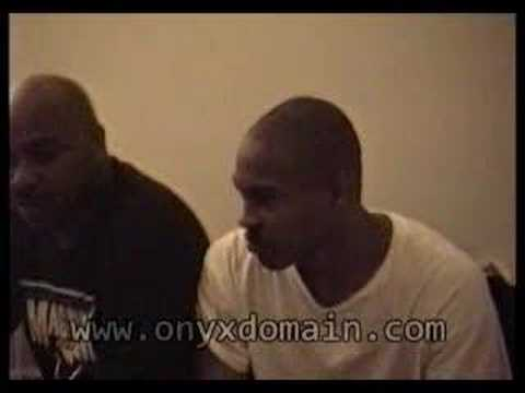Onyx DVD - Deleted Scene 10 - Interview & Sticky Freestyle