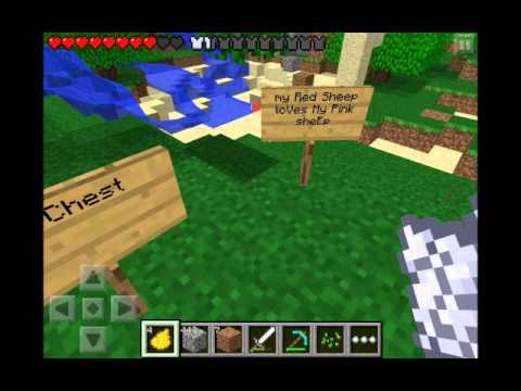 Minecraft Pe Glitches