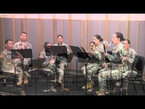 The Star-Spangled Banner Performed by Precision Exchange Clarinet Quartet