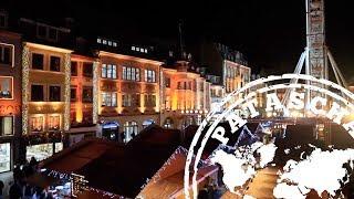 Weihnachtstradition in Mulhouse | #PataschasXmasRun 2018