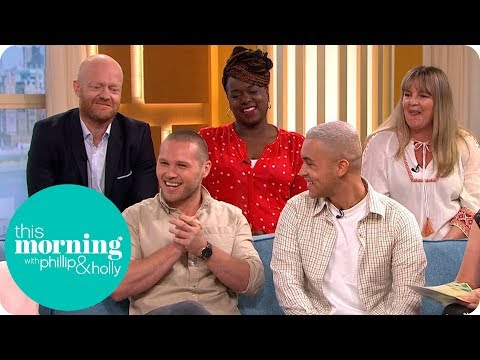 The EastEnders Cast Tease the Future for Their Characters | This Morning