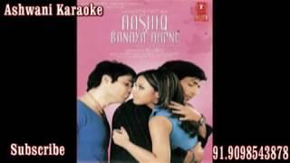 Aashiq Banaya Aapne Karaoke with female voice