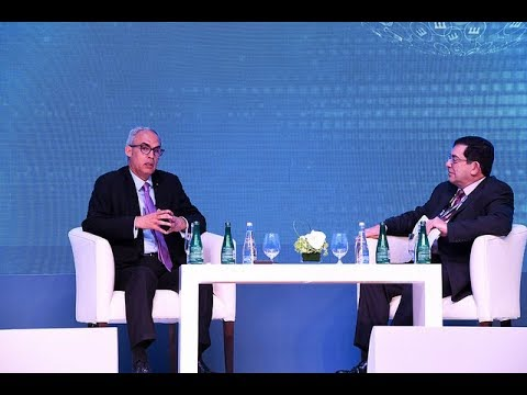 2nd MEA Fintech Forum: Interview with HE Rasheed Al Maraj, Governor, Central Bank of Bahrain.
