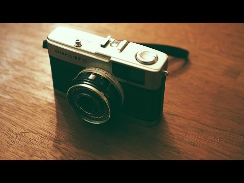Full Frame for the People: Olympus Trip 35 camera review