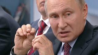 Ложь Путина про Крым и Севастополь