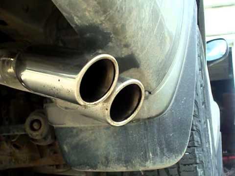 2003 Nissan Frontier >> 2001 Nissan Pathfinder R50 with Magnaflow Exhaust, 3.5l VQ35DE - Sound Clip - YouTube