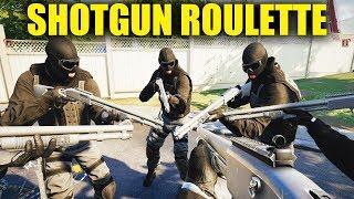 SHOTGUN ROULETTE - Rainbow Six Siege