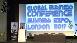 IBF | Global Business conference  - Kim Wymer