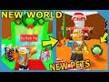 NEW NORTH POLE WORLD AND HOLIDAY PETS IN ROBLOX BLOB SIMULATOR HOLIDAY UPDATE mp3