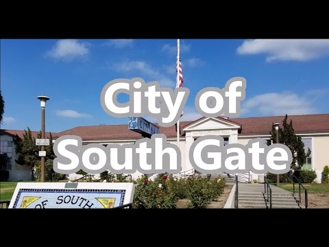 City Of South Gate >> Tweedy Blvd Great City Of South Gate Check It Out