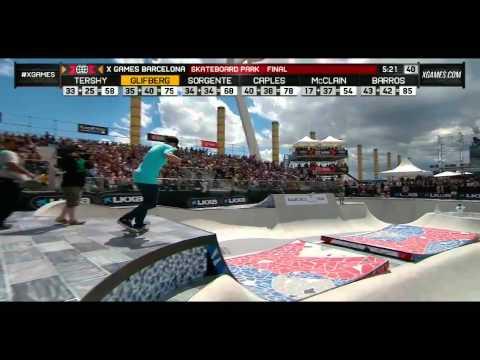 X Games Barcelona 2013 Skatepark Finals