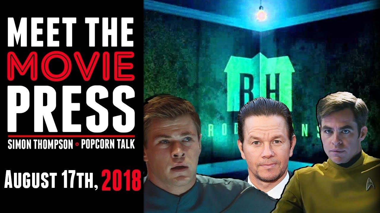 Blumhouse Update, Star Trek Crisis, & Mark Wahlberg wants to Direct? - Meet  the Movie Press